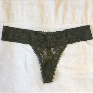 Super cute VS panties -Gren -NWT